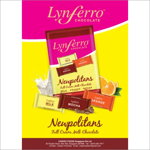 Lynferro Milk Chocolate