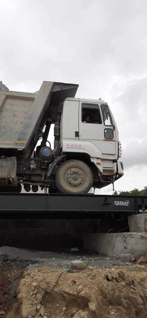 Standard Truck weighing systems