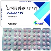 Carvedilol Tablets Ip 3.125 , Cvdol 3.125