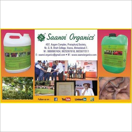 Organic Plant Food Liquid
