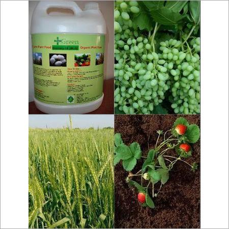 Organics Manure Liquid