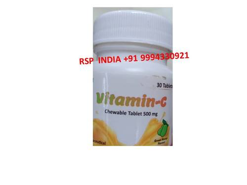 Vitamin C Chewable Tablet 500mg