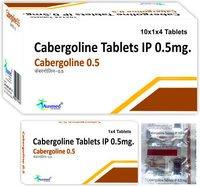 Cabergoline IP 0.5 , CABERGOLINE-0.5