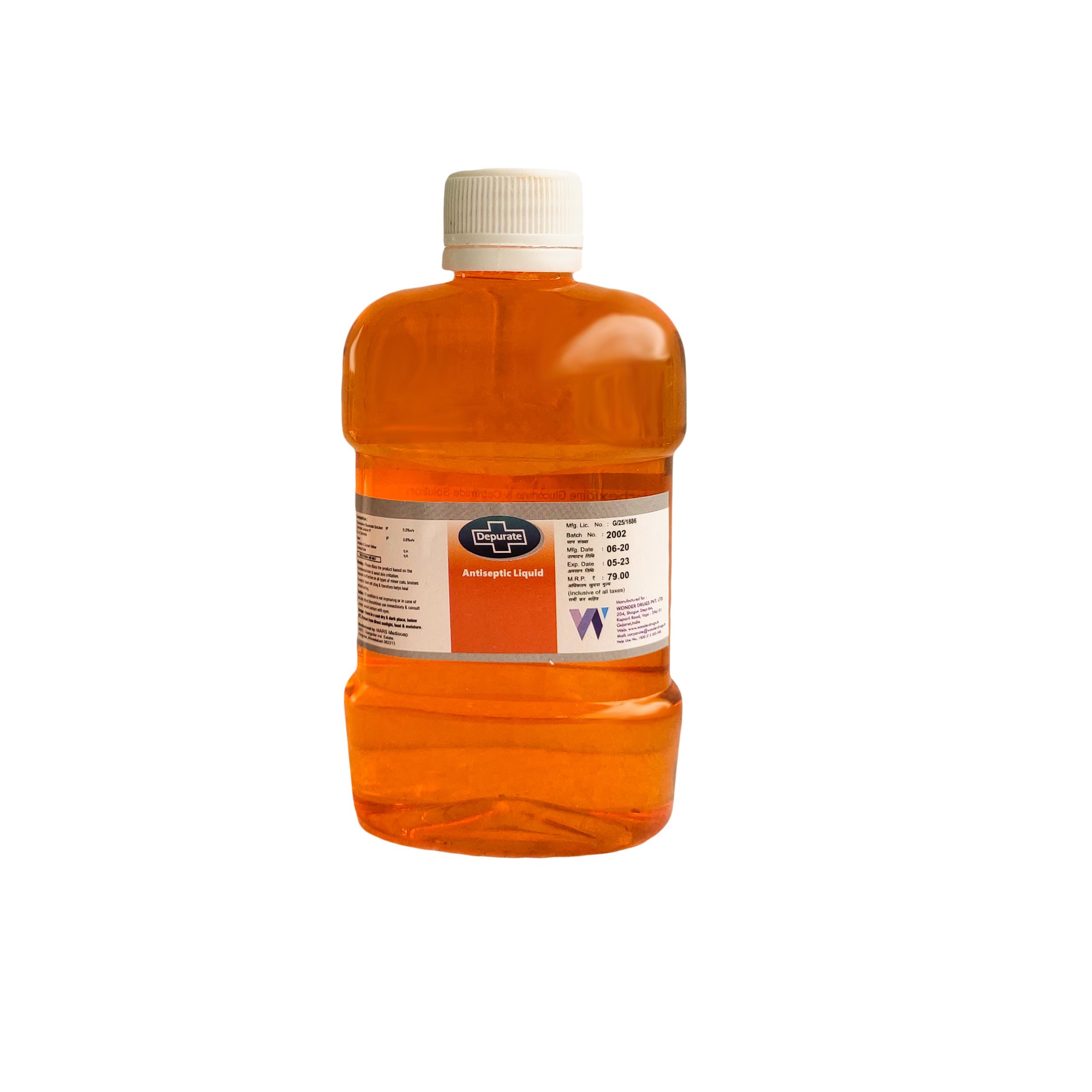 200 ml Depurate Antiseptic Liquid