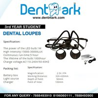 DENTMARK DENTAL 3RD YEAR STUDENT KIT