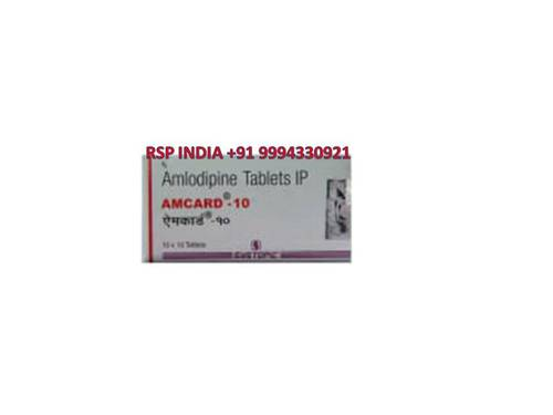 Amcard 10 Mg Tablets