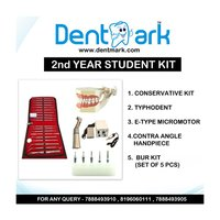 DENTMARK DENTAL 2ND YEAR STUDENT CONSERVATIVE KIT