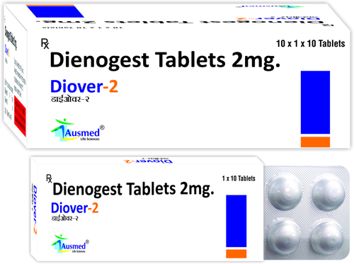 Dienogest 2 mg