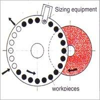 Rotary Type Duplex Grinding Machine