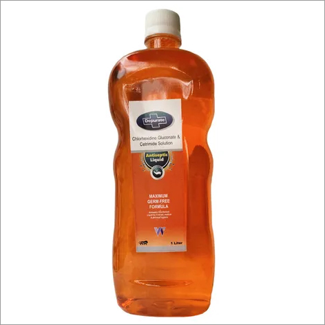 1 Liter Depurate Antiseptic Liquid