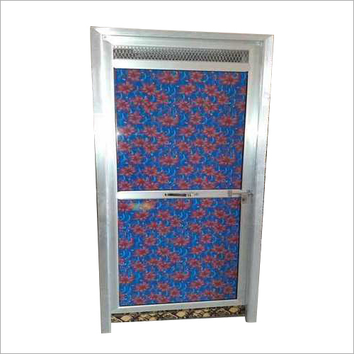 Rust Proof Printed Aluminium Door