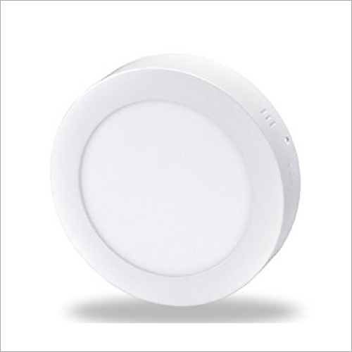 12W Surface Round Panel Light