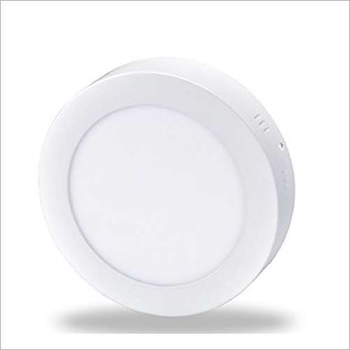 6W Surface Round Panel Light