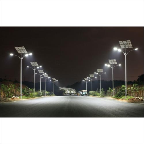 Panel Solar Street Light