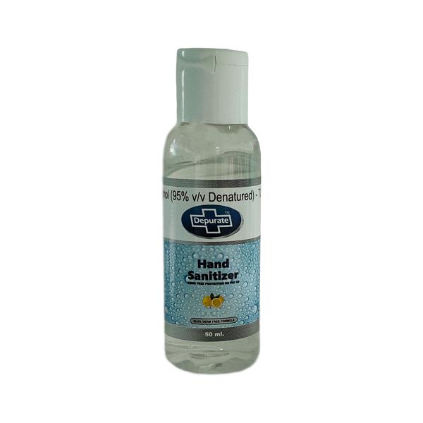 50 ml Depurate Hand Sanitizer