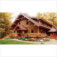 Wooden Home Construction Services