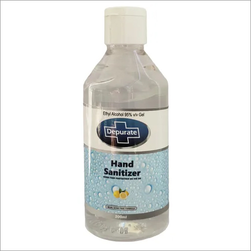 200 ml Depurate Hand Sanitizer