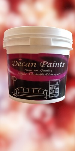 High Gloss Water Based Paint Decan Luxury Emulsion for Interior