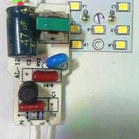 7W LED Bulb SKD