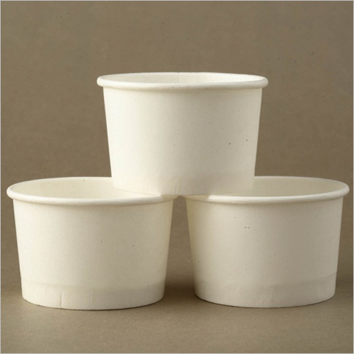 130 ML Plain Paper Cups