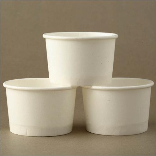 130 ML Plain Paper Cups