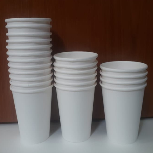 250 ML White Paper Cups