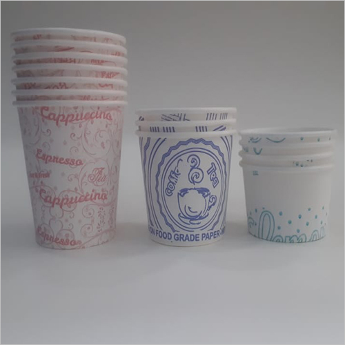 210 ML Single Colour Paper Cups