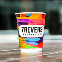 400 ML Double Wall Paper Cups
