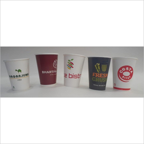 300 ML Customize Paper Cups