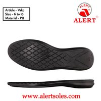 PU Casual Shoe Sole