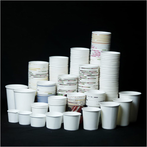 150 ML Plastic Free Paper Cups