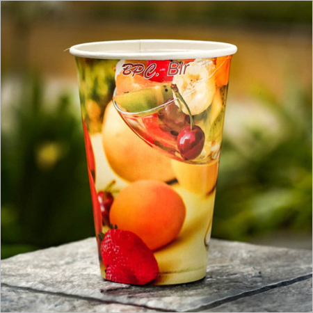 250 ML Juice Paper Cups