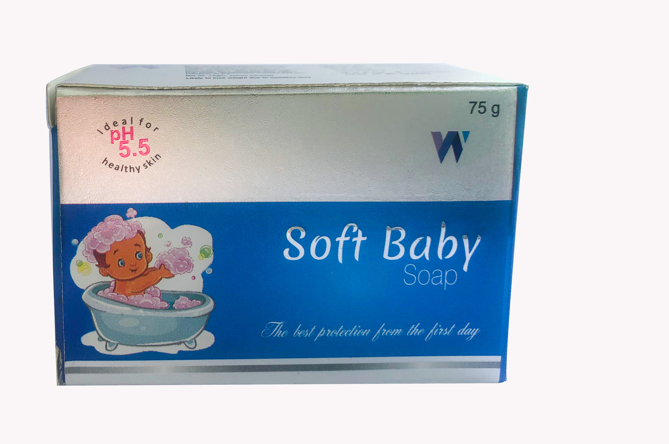 Soft Baby Soap