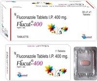 Fluconazole  Ip 400mg,flucut