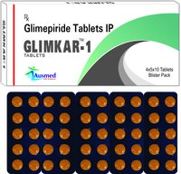 Glimepiride Ip 1 Mg