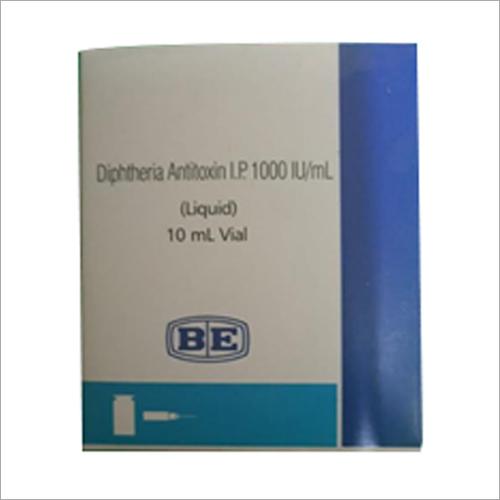 10 ml Anti Diphtheria Injection