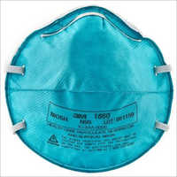 3M 1860 Air Respirator Face Mask