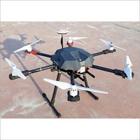 Crowd Monitoring Drone