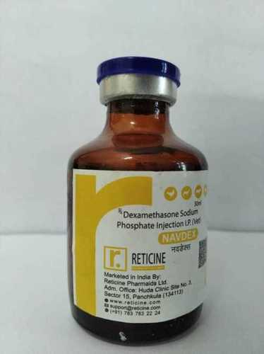Inj. Dexamethasone Ip 4mg/ml ( Navdex)