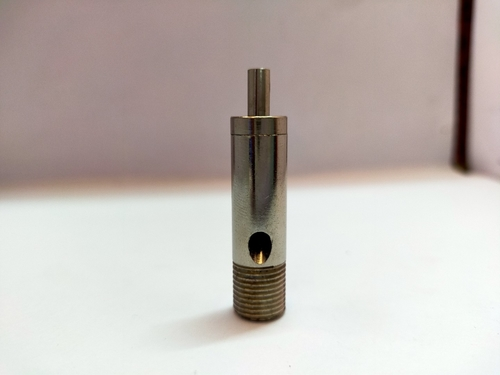 Brass Cable Gripper Side Exit
