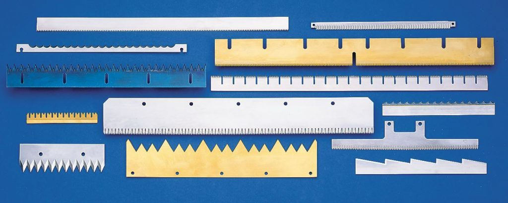 Perforation Knives