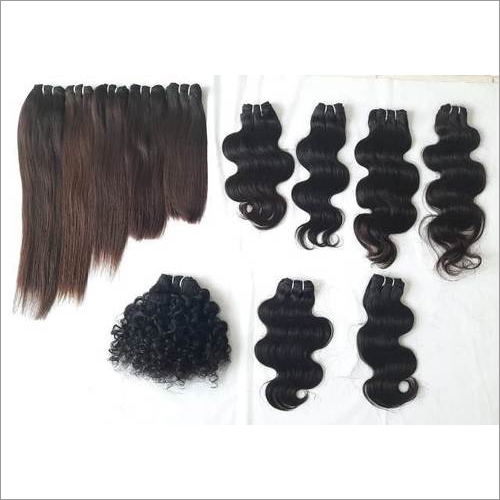 Raw Indian Unprocessed Hair