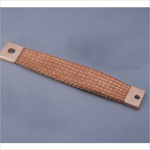 Braided Extra Flexible Copper Conductors Strips (Tinned)