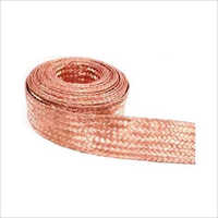 Braided Flexible Copper Wire Strip