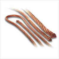 Braided Extra Flexible Copper Conductors Ropes Bare