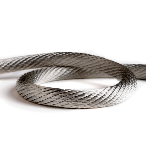 Flexible Stranded Copper Wire Rope Conductor Bare