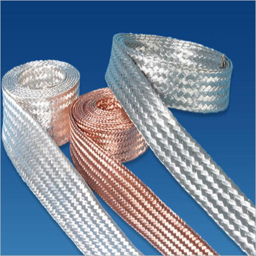 Tin Braided Flexible Copper Wire Strip-Rope