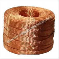 Bare Braided Copper Wire Strip