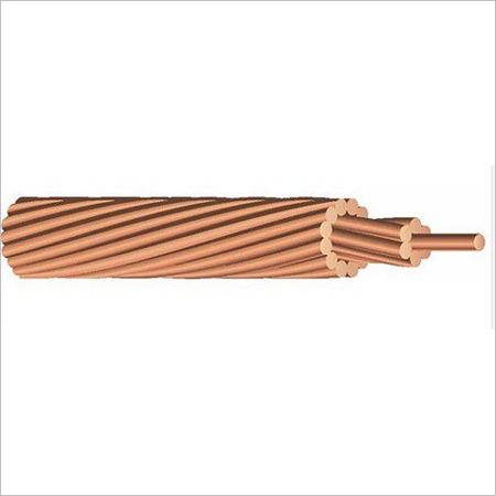 Stranded Copper Wire Rope -Multi Strands