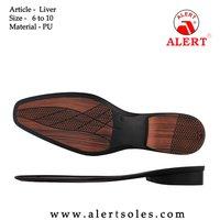 PU Formal Shoe Sole